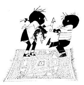 Иллюстрация 1 из 9 для Саша и Маша 5: Рассказы для детей - Анни Шмидт | Лабиринт - книги. Источник: Лабиринт