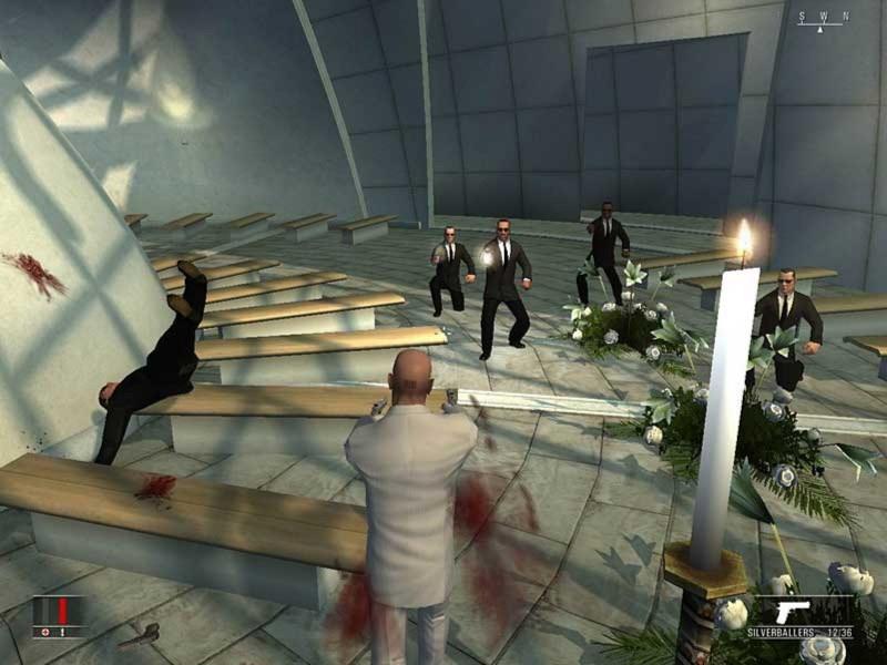 Иллюстрация 1 из 6 для Hitman: Кровавые деньги (PC-DVD) | Лабиринт - софт. Источник: Лабиринт