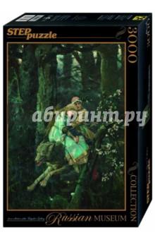 Иван Царевич на сером волке (85201) скульптура иван царевич