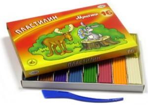 Иллюстрация 1 из 21 для Пластилин Мультики 16 цветов (280027) | Лабиринт - игрушки. Источник: Лабиринт