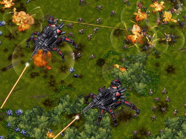 Иллюстрация 1 из 6 для Supreme Commander (PC-DVD) | Лабиринт - софт. Источник: Лабиринт
