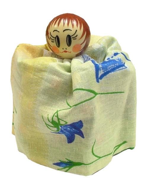 Иллюстрация 1 из 2 для Кукла-перевертыш (грусть и радость) Д-107 | Лабиринт - игрушки. Источник: Лабиринт