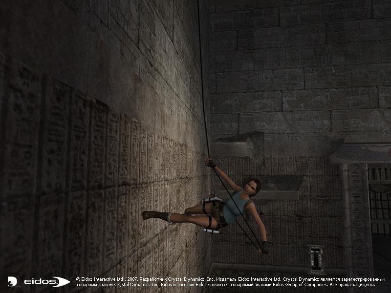 Иллюстрация 1 из 9 для Lara Croft Tomb Raider: Anniversary (DVD) | Лабиринт - софт. Источник: Лабиринт