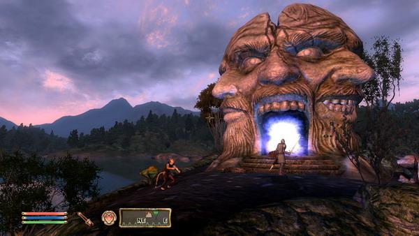 Иллюстрация 1 из 7 для The Elder Scrolls IV: Shivering Isles (DVD)   Лабиринт - софт. Источник: Лабиринт
