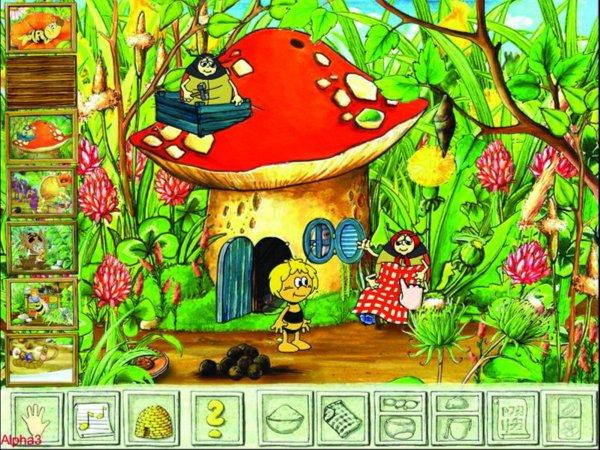 Иллюстрация 1 из 11 для Пчела Майя: Кто поможет Вилли? (CDpc) | Лабиринт - софт. Источник: Лабиринт