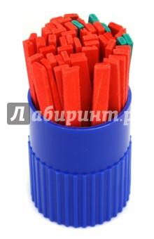 Счетные палочки деревянные, 50 штук (С21)