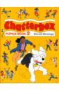 Strange Derek Chatterbox 2 (Pupil`s Book) macmillan next move 2 pupil s book dvd rom