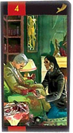Иллюстрация 1 из 12 для Готическое Таро Вампиров (руководство + карты) - Риккардо Минетти | Лабиринт - книги. Источник: Лабиринт