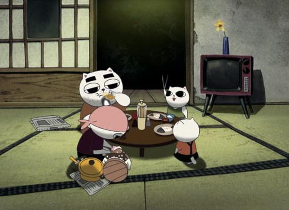 Иллюстрация 1 из 4 для Анимэ: Кошачий суп - Сато Тацуо | Лабиринт - видео. Источник: Лабиринт