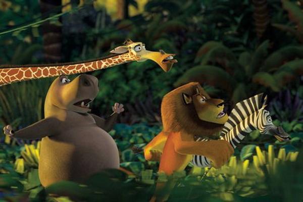 Иллюстрация 1 из 6 для Мадагаскар - Эрик Дарнелл | Лабиринт - видео. Источник: Лабиринт