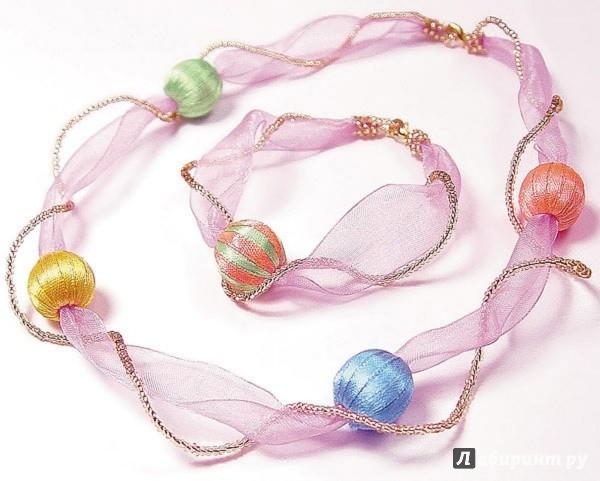 Иллюстрация 1 из 2 для Восточный шатер (ожерелье + браслет) (АА 08-619) | Лабиринт - игрушки. Источник: Лабиринт