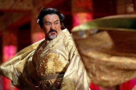 Иллюстрация 1 из 9 для Проклятие золотого цветка (DVD) - Чжан Имоу | Лабиринт - видео. Источник: Лабиринт