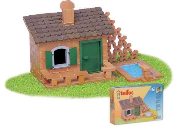 Иллюстрация 1 из 3 для Дачный домик (TF-53) | Лабиринт - игрушки. Источник: Лабиринт