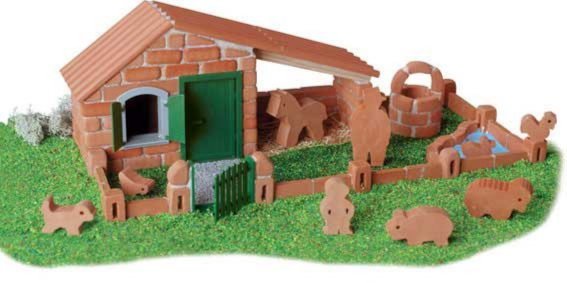 Иллюстрация 1 из 3 для Ферма с фигурками (TF-55) | Лабиринт - игрушки. Источник: Лабиринт