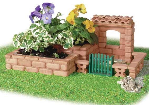 Иллюстрация 1 из 4 для Маленький сад (TF-9010) | Лабиринт - игрушки. Источник: Лабиринт