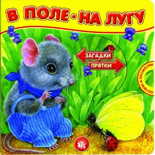 Иллюстрация 1 из 10 для Загадки-прятки. В поле, на лугу - Екатерина Карганова | Лабиринт - книги. Источник: Лабиринт
