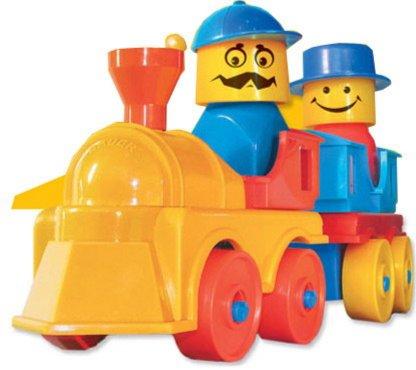 Иллюстрация 1 из 11 для Железная дорога 149 элементов 10/10 (040) | Лабиринт - игрушки. Источник: Лабиринт