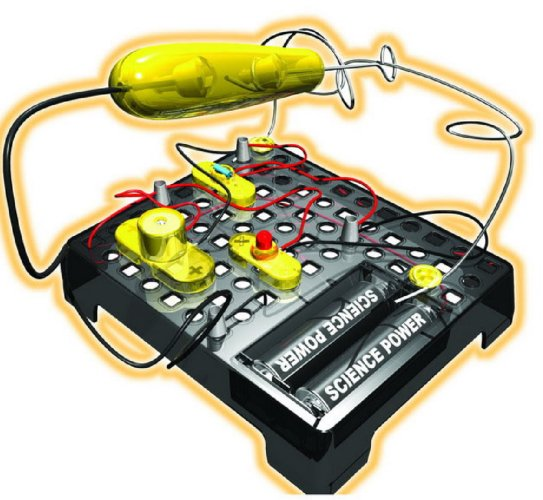 Иллюстрация 1 из 3 для Электрический лабиринт (28501) | Лабиринт - игрушки. Источник: Лабиринт