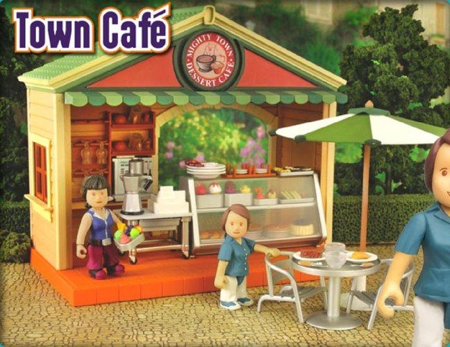 Иллюстрация 1 из 3 для Большое кафе (8621)   Лабиринт - игрушки. Источник: Лабиринт