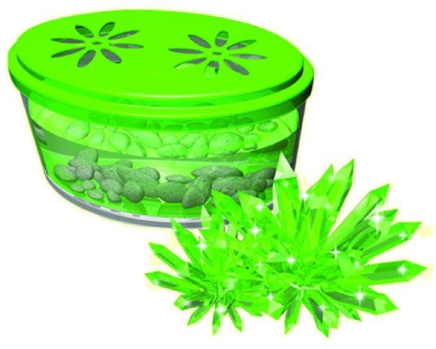 Иллюстрация 1 из 5 для Кристаллизация. Зеленый кристалл (28903)   Лабиринт - игрушки. Источник: Лабиринт