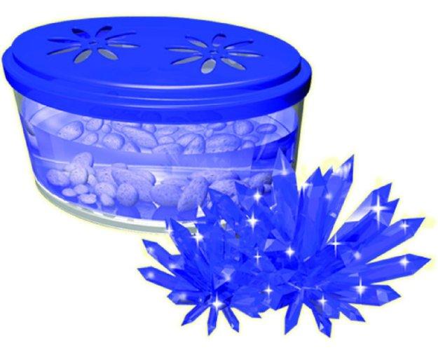 Иллюстрация 1 из 7 для Кристаллизация. Голубой кристалл (28906) | Лабиринт - игрушки. Источник: Лабиринт