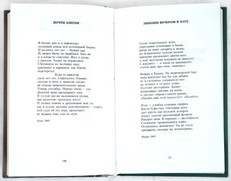 Иллюстрация 1 из 8 для Холмы - Иосиф Бродский | Лабиринт - книги. Источник: Лабиринт