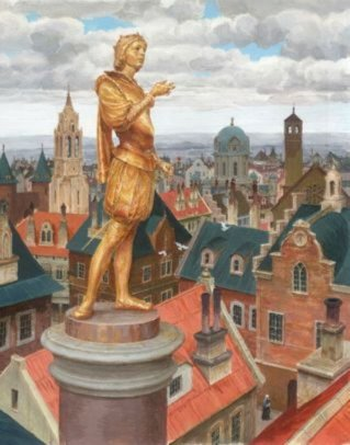 Иллюстрация 1 из 34 для Счастливый принц - Оскар Уайльд | Лабиринт - книги. Источник: Лабиринт