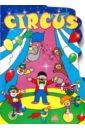 Книжка с наклейками: CIRCUS цены онлайн