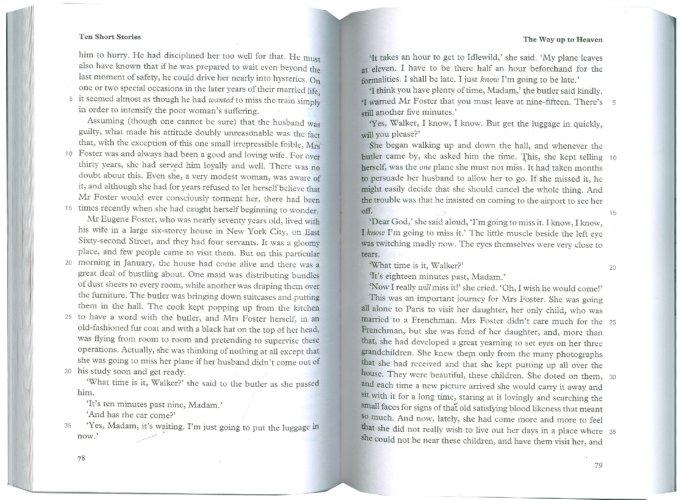 Иллюстрация 1 из 28 для Ten Short Stories - Roald Dahl | Лабиринт - книги. Источник: Лабиринт