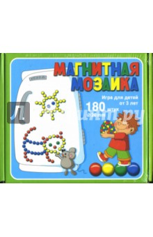 Мозаика-180 магнитная (00944) от Лабиринт