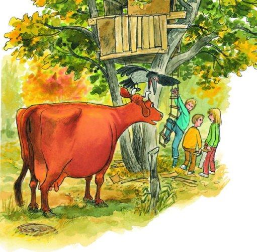Иллюстрация 1 из 17 для Мама Му на санках - Висландер, Нурдквист, Висландер | Лабиринт - книги. Источник: Лабиринт