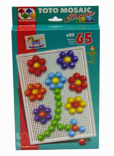Иллюстрация 1 из 4 для Мозаика 65 элементов (00-136) | Лабиринт - игрушки. Источник: Лабиринт