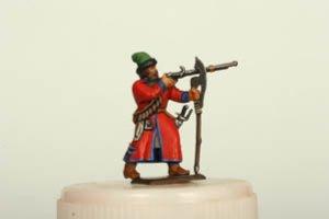 Иллюстрация 1 из 13 для Русские стрельцы. XVI-XVII. (8040) | Лабиринт - игрушки. Источник: Лабиринт