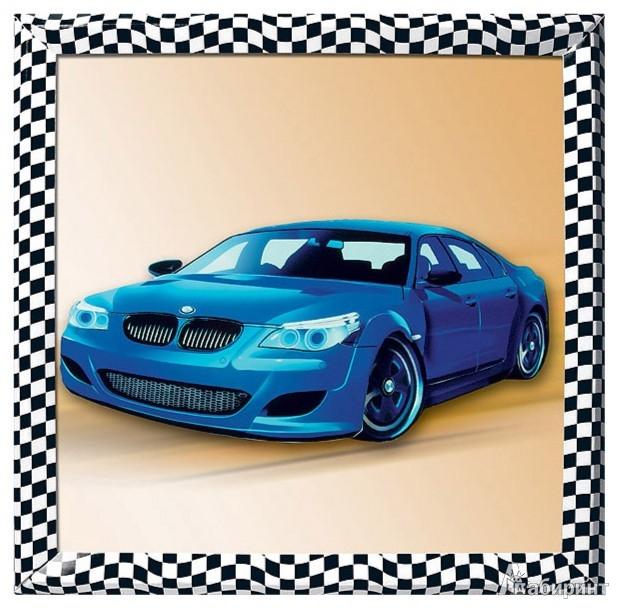 Иллюстрация 1 из 2 для Бэха (аппликация) (АБ 41-063) | Лабиринт - игрушки. Источник: Лабиринт