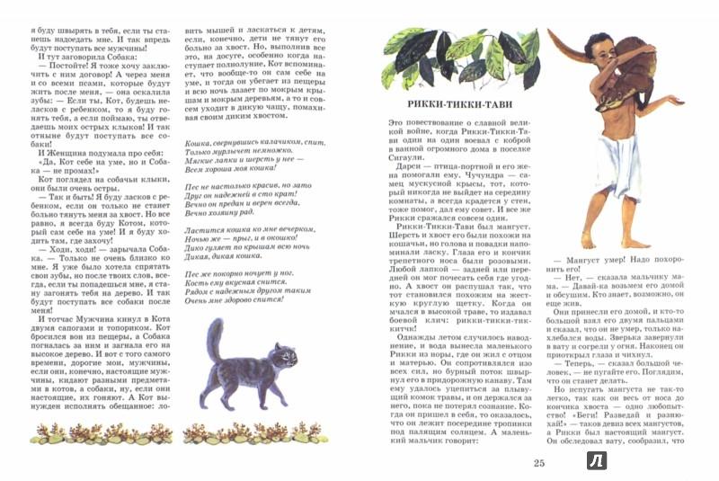 Иллюстрация 1 из 8 для В давние-давние времена. Сказки - Редьярд Киплинг | Лабиринт - книги. Источник: Лабиринт
