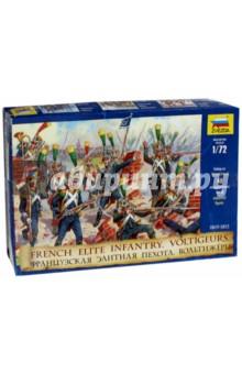 Французская элитная пехота. Вольтижеры. 1805-1813. (8042)