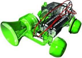 Иллюстрация 1 из 2 для Автоматический сигнализатор (28105) | Лабиринт - игрушки. Источник: Лабиринт