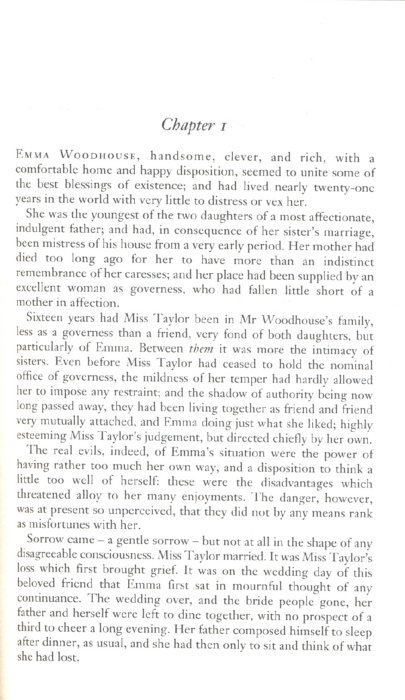 Иллюстрация 1 из 16 для Emma - Jane Austen | Лабиринт - книги. Источник: Лабиринт