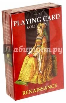 Карты игральные. Ренессанс карты игральные коллекционные lo scarabeo камасутра 54 карты