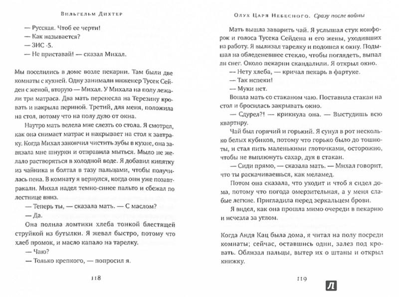 Иллюстрация 1 из 36 для Олух Царя Небесного - Вильгельм Дихтер | Лабиринт - книги. Источник: Лабиринт