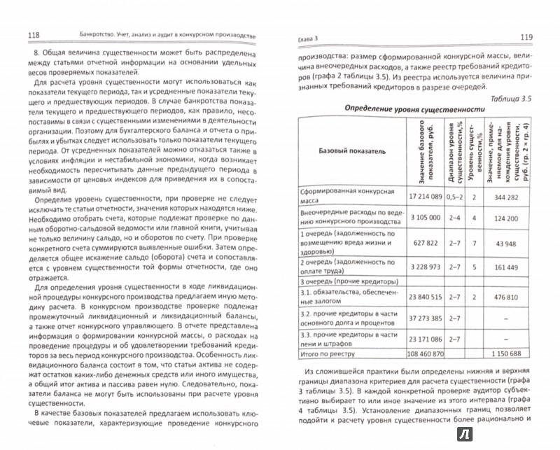 Иллюстрация 1 из 11 для Банкротство. Учет, анализ и аудит в конкурсном производстве - Мария Чернова | Лабиринт - книги. Источник: Лабиринт