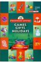 Тематические карточки: Игрушки. Подарки. Праздники (Games. Gifts. Holidays)