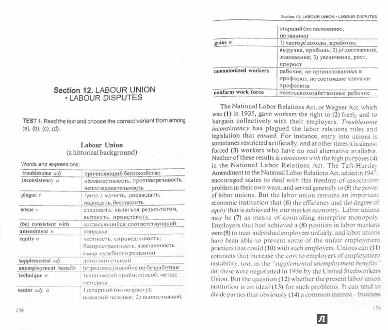 Иллюстрация 1 из 9 для Vocabulary and Grammar Tests - К. Солодушкина | Лабиринт - книги. Источник: Лабиринт