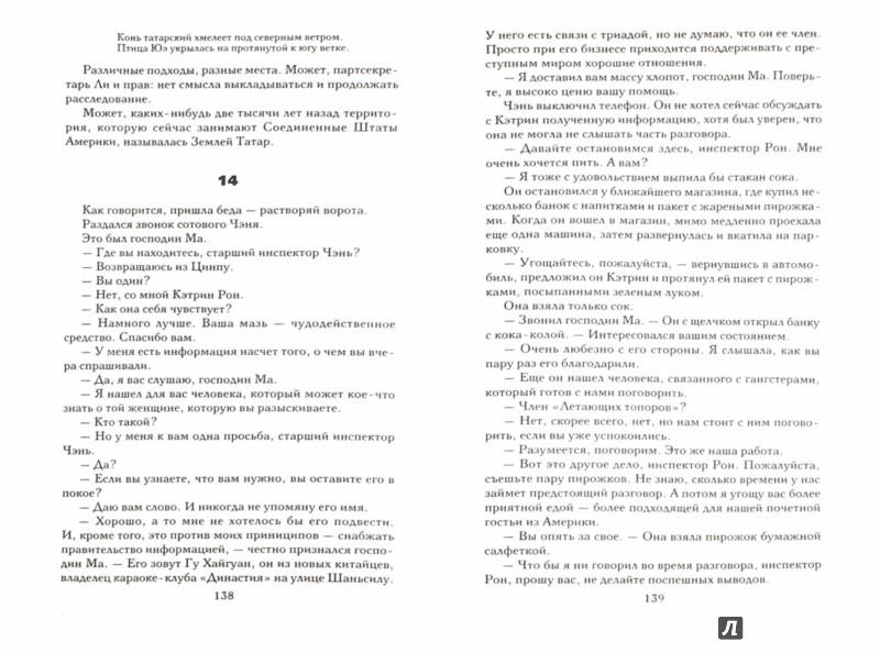 Иллюстрация 1 из 11 для Закон триады - Цю Сяолун | Лабиринт - книги. Источник: Лабиринт