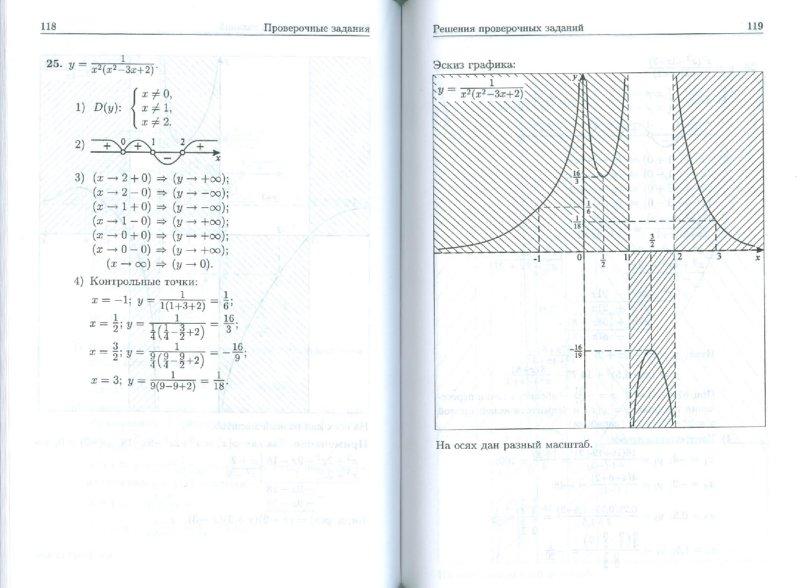 Иллюстрация 1 из 15 для Построение графиков функций элементарными методами. Пособие для школьников, абитуриентов и учителей - Александр Шахмейстер | Лабиринт - книги. Источник: Лабиринт