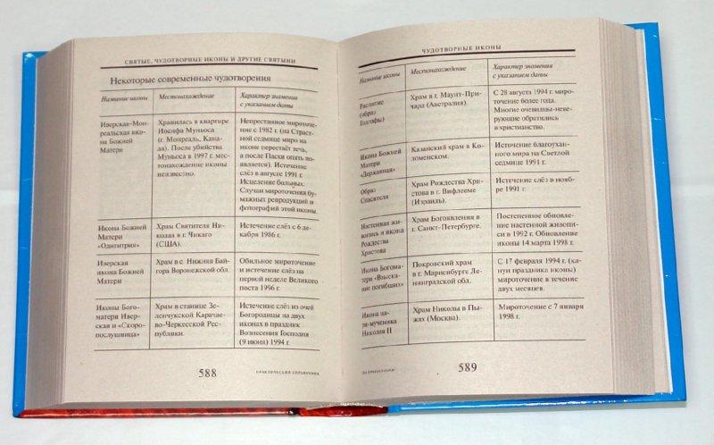 Иллюстрация 1 из 22 для Практический справочник по православию | Лабиринт - книги. Источник: Лабиринт