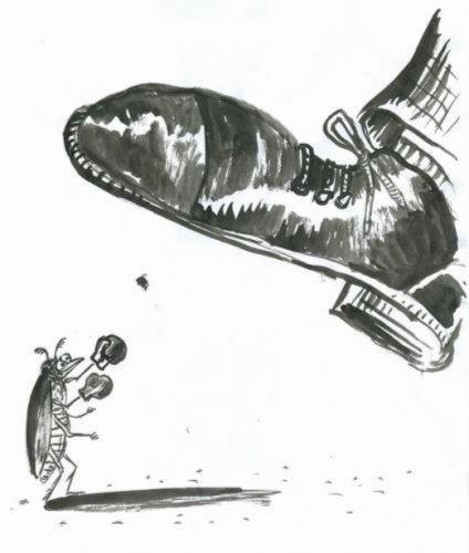 Иллюстрация 1 из 7 для Не наступите на жука - Марина Москвина | Лабиринт - книги. Источник: Лабиринт