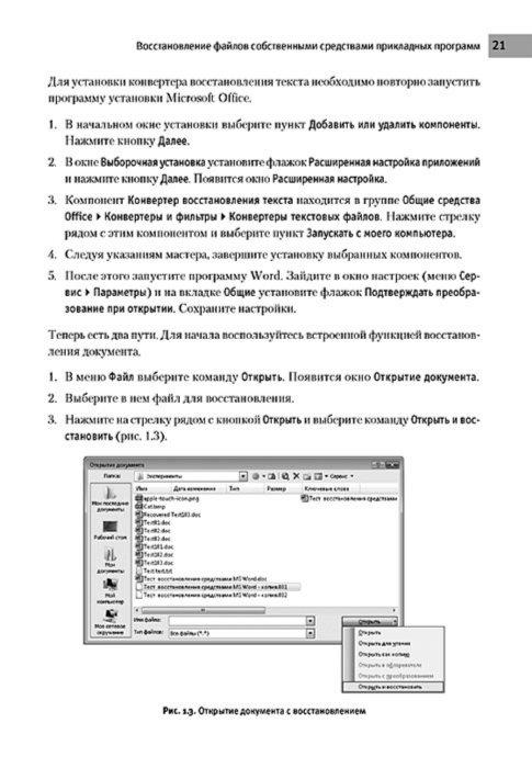 Иллюстрация 1 из 8 для Восстановление данных на 100 % (+CD) - Петр Ташков | Лабиринт - книги. Источник: Лабиринт
