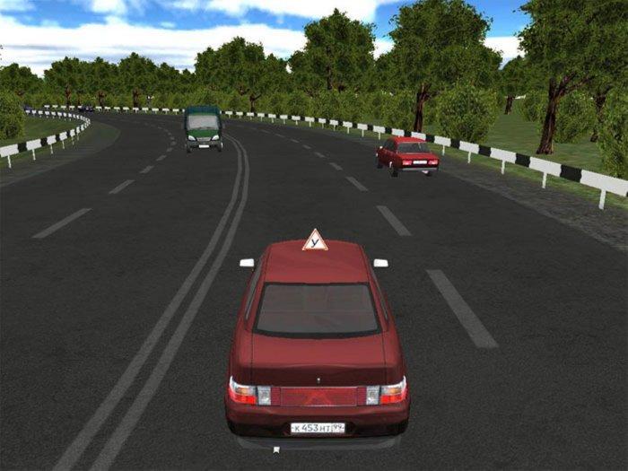 Иллюстрация 1 из 7 для Самоучитель безопасной езды + ПДД с изменениями от 1 июля 2008 года (CDpc) | Лабиринт - софт. Источник: Лабиринт