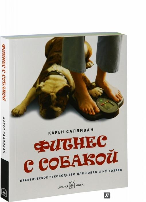 Иллюстрация 1 из 13 для Фитнес с собакой. Практическое руководство для собак и их хозяев - Карен Салливан | Лабиринт - книги. Источник: Лабиринт